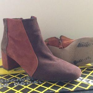 Matisse Colorblock Retro Boot